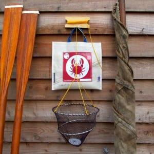 Reefer Sails crabbing kit