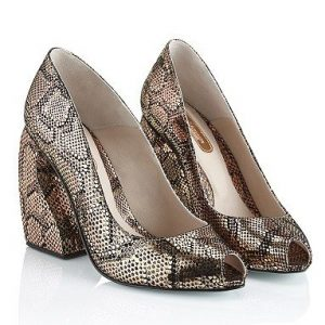 Marion Ayonote Avalon Peep Toe Shoe