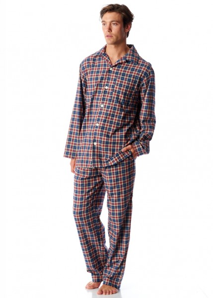 Brushed Cotton Pajamas. Named after the Scottish home of the Royal Family, the Balmoral is ideal for the cooler months. Crafted from brushed cotton, our men's and women's pajamas along with other styles such as the Arctic 15 and Arran 24 will keep you warm amidst winter chills.