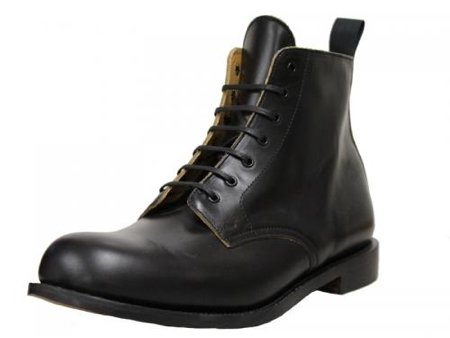 Aero Leather Jarrow Boots