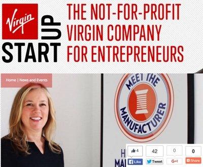 Virigin start-up