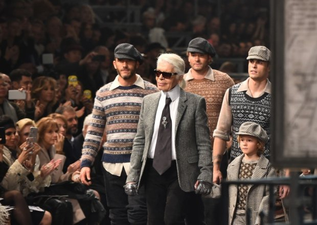 Chanel copies Scottish knitwear producer