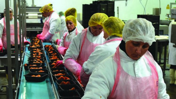 UK food manufacturing