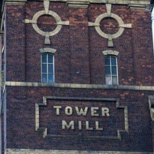 Tower Mill presser