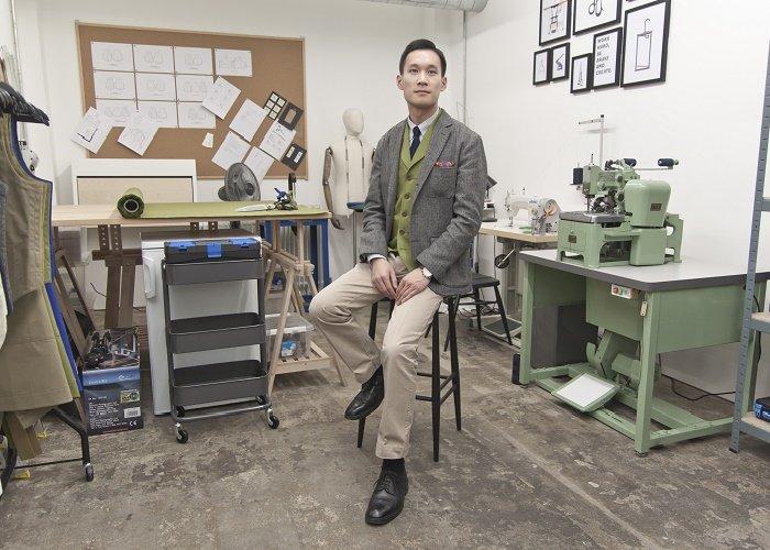 Alexander Joey Hui of Master & Apprentice