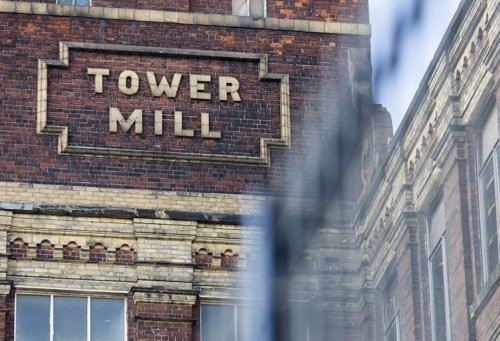 English Fine Cottons Tower Mill