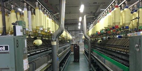 spinning yarn at Culimeta-Saveguard