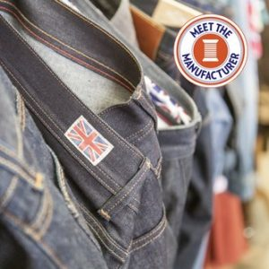 pic of jeans with MTM logo
