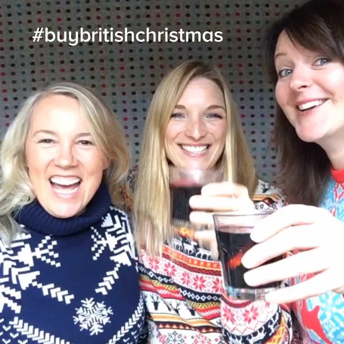 Buy British Christmas campaign