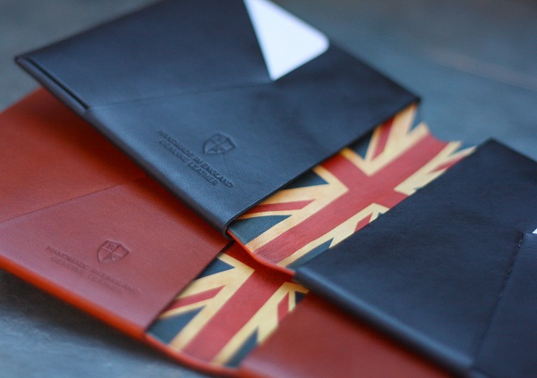 Union Flag Origami Wallet by Bond & Knight