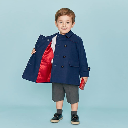 Britannical childrens and baby coats