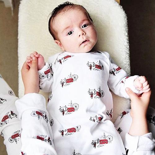 Didi + Bud, British-made baby brands, babywear