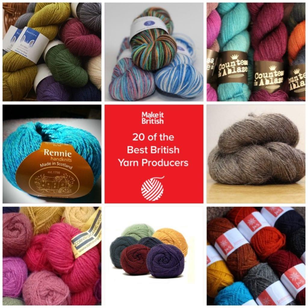 British yarn producers