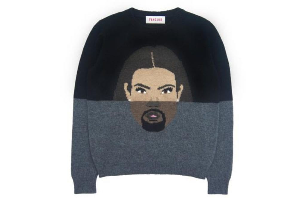 Kimye Sweater by Fanclub