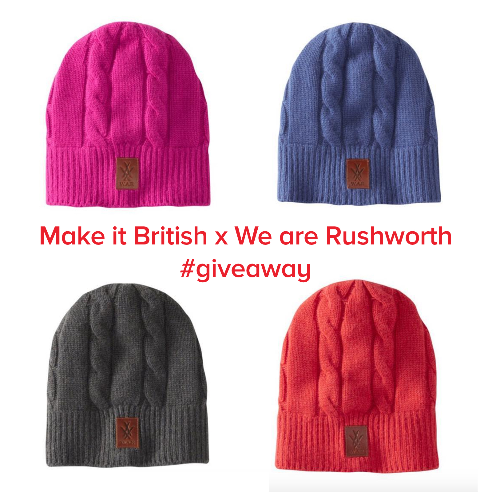We Are Rushworth