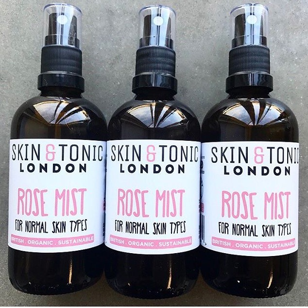 Skin & Tonic British beauty brand