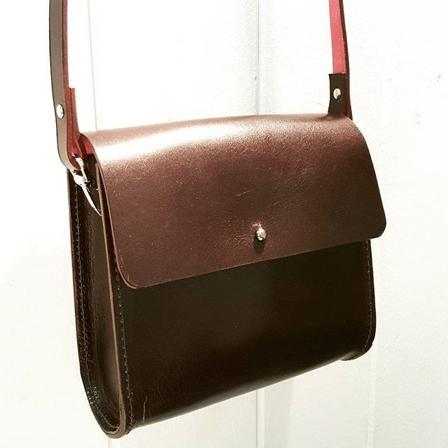 Code Leather British Bags