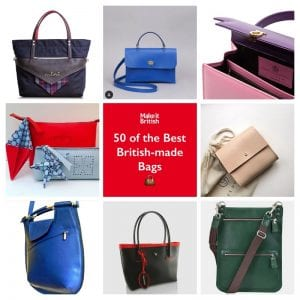 Make it British Top 50 British-made Bags