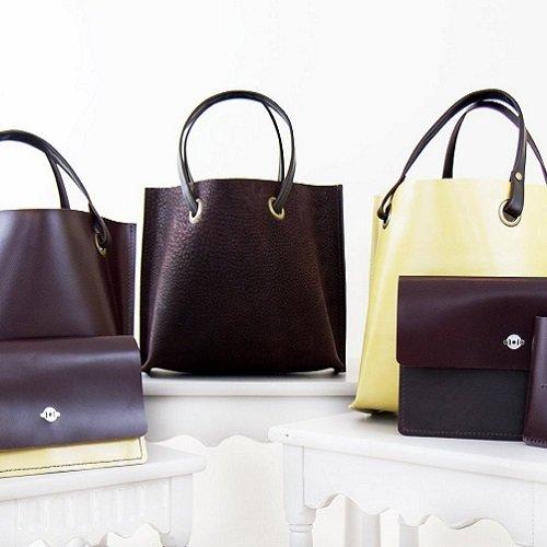 Lellie British Bags