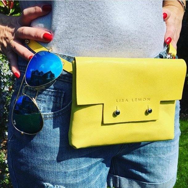 Lisa Lemon British Bags