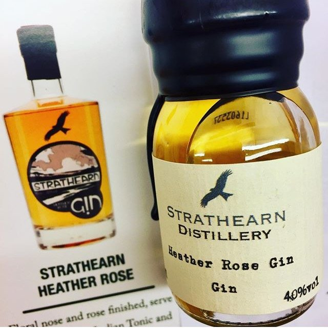 Strathearn Distillery Gin