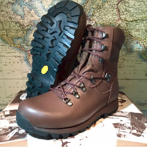 Alt-berg, made in britain, british brands, bootmaking, british boots, hiking boots, walking boots, military boots, police boots, heavy duty boots