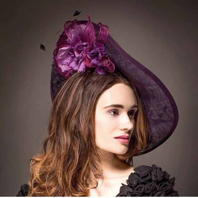 Annabel Allen Millinery offers a unique range of beautifully hand-crafted  hats and headpieces 75325919ec1