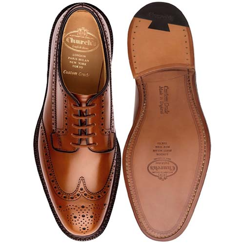 Church's British footwear, british brand, made in the uk, made in britain, footwear, boots, casual shoes, smart shoes, northampton, uk manufacturing, uk made
