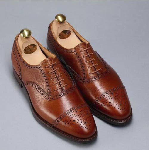 Crockett and Jones British shoes, made in britain, craftsmanship, leather shoes, smart shoes, going out shoes, menswear, brogues