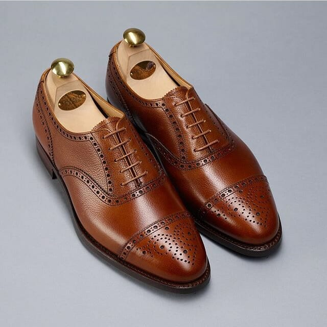 Crockett and Jones British shoes