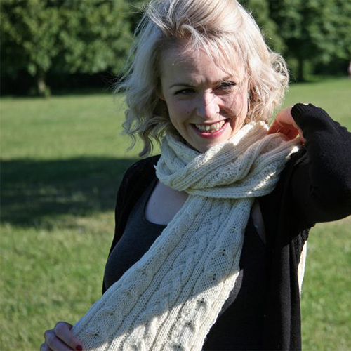 Glencroft British-made scarves