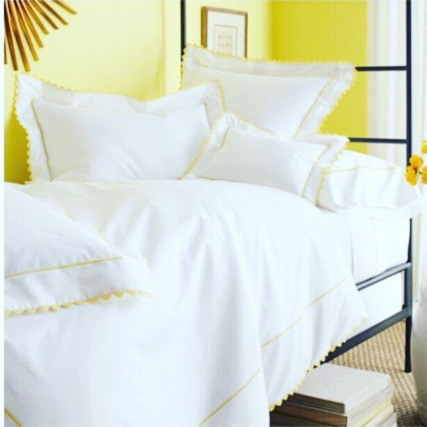 Peter Reed luxury bed linen
