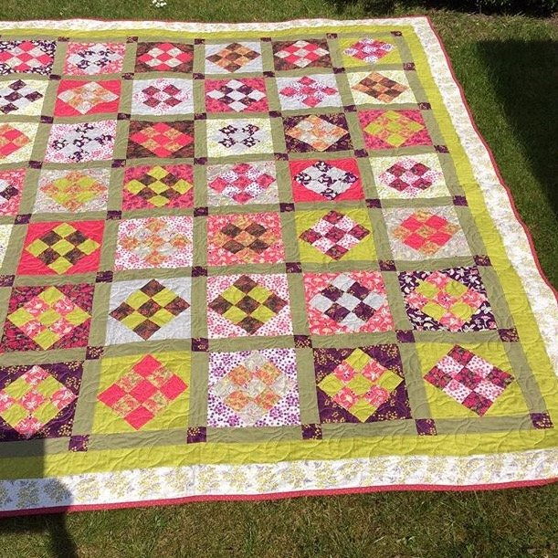 Patchwork Quilts by Demerara