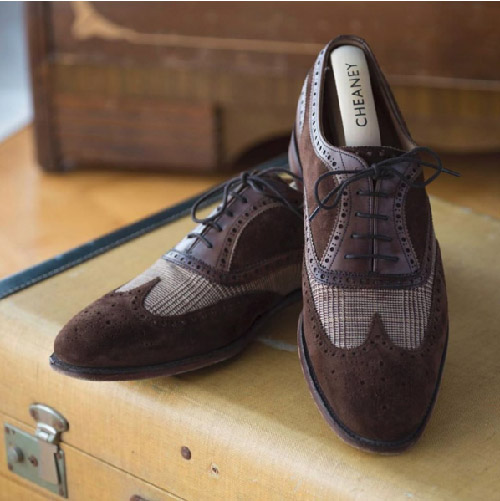 Jospeh Cheaney & Sons Shoes, made in the uk, british made, northampton, casual shoes, evening shoes, work shoes, smart shoes,