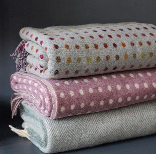 Abraham Moon British textiles