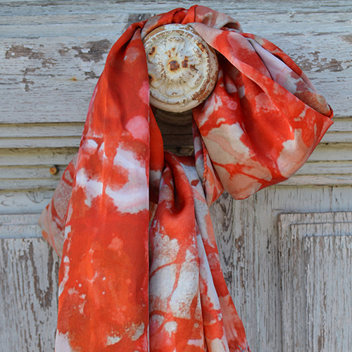 Ruth Dent British-made scarves