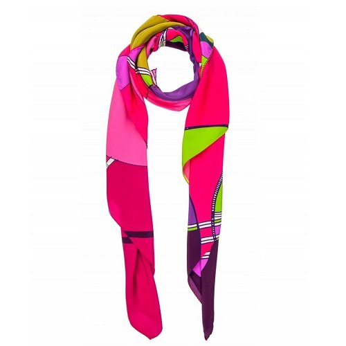 Taisir Gibreel luxury silk scarves