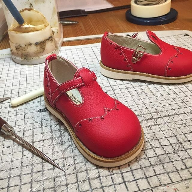 The Little Shoemaker made in England