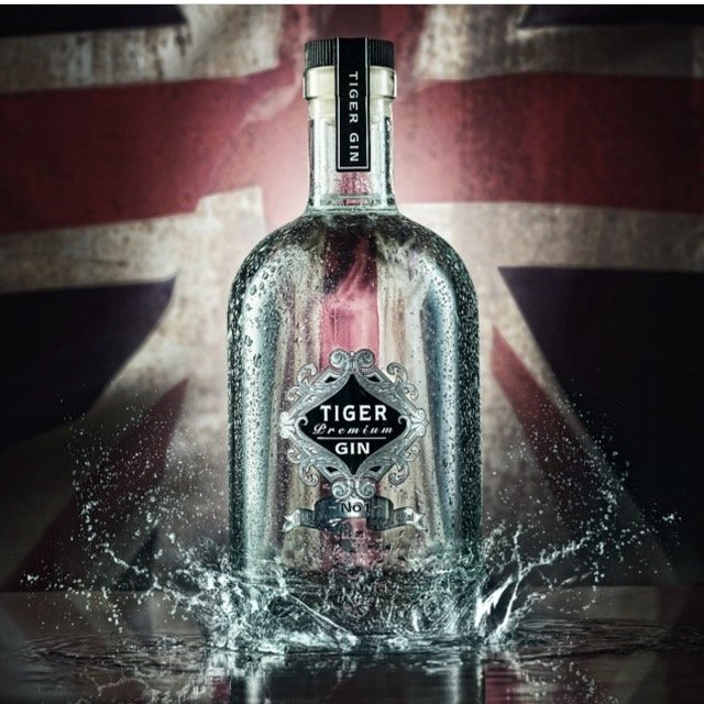 Tiger Gin from Shropshire