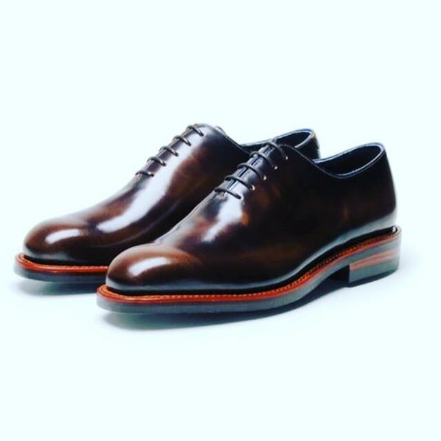 Tim Little British shoes