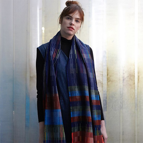 Wallace Sewell British-made scarves