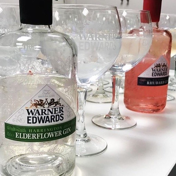 Warner Edwards artisan Gins