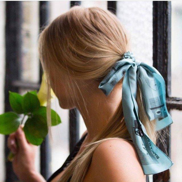 Bianca Elgar British silk accessories