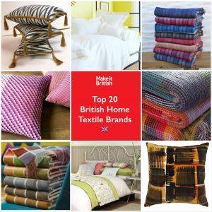 British home textiles