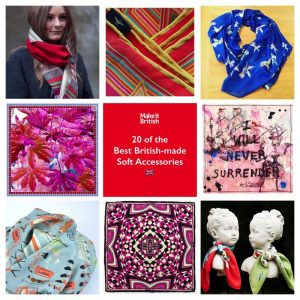 british scarves and soft accessories