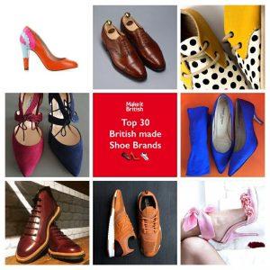 Top 30 shoe brands
