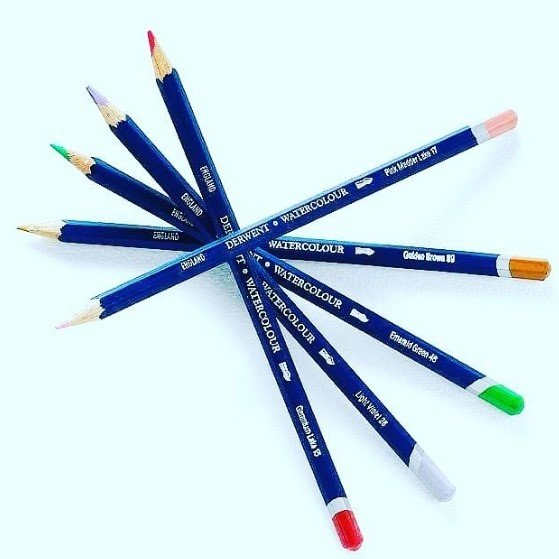 Derwent pencils British stationery