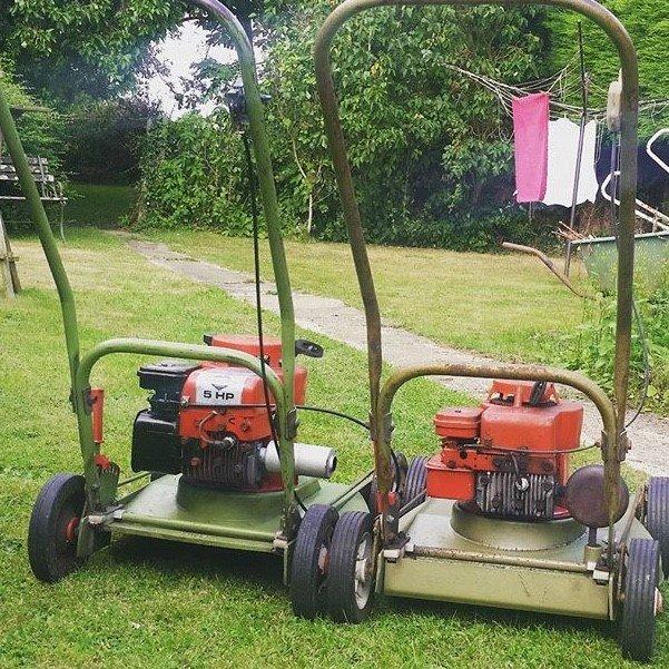 Hayter Lawnmowers