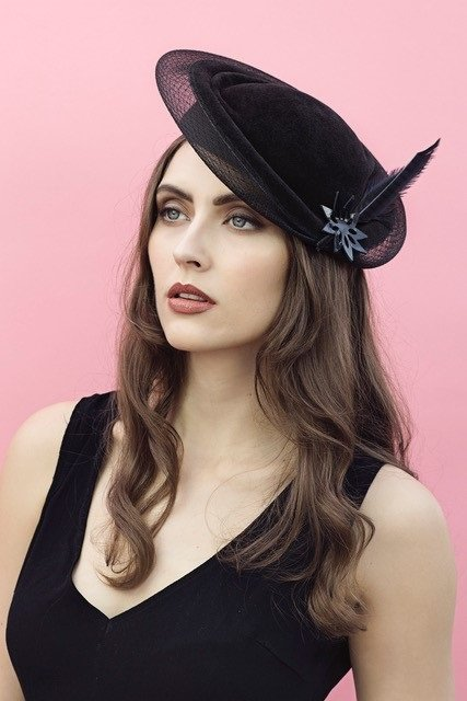 Maggie Mowbray British Milliner