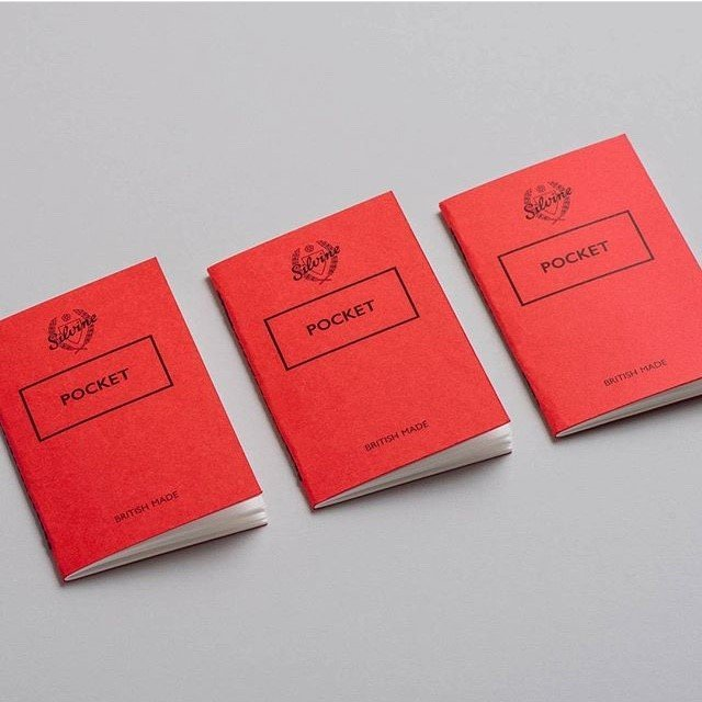 Silvine stationery